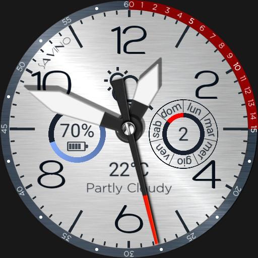 Pilot Watch Clear