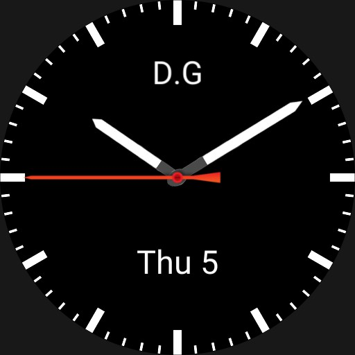 D.G Simple with date Copy