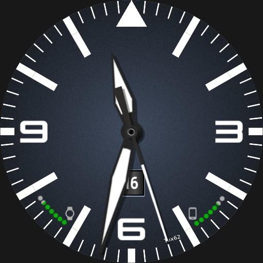 German flight watch V2
