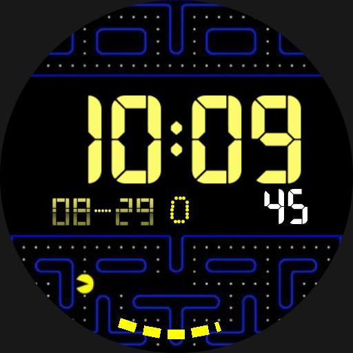 ticwatch Pacman