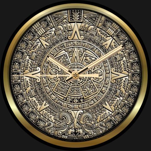 WDS AZTEC CALENDAR