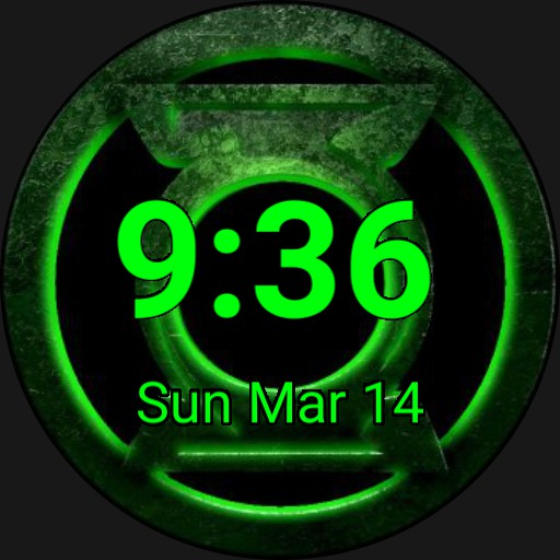 Green Lantern Digital