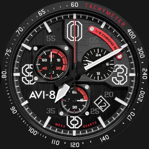 AVI-8 Legion Blakeslee Chronograph