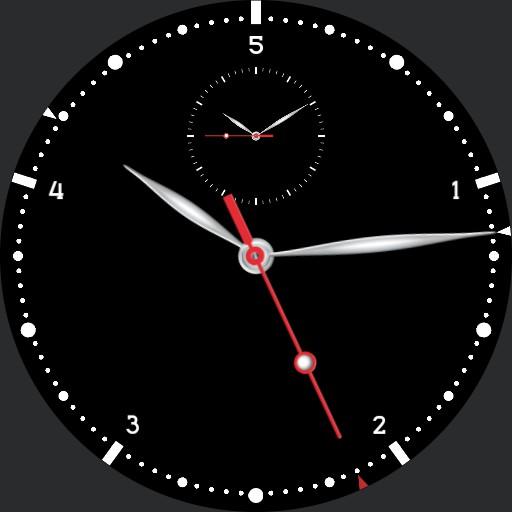Dvo Daeal Decimal Time Watch 5h Version