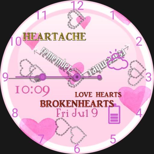 Pink Hearts Copy