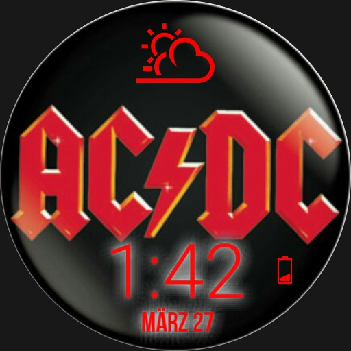 ACDC watch Copy
