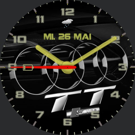 Audi TT Copy