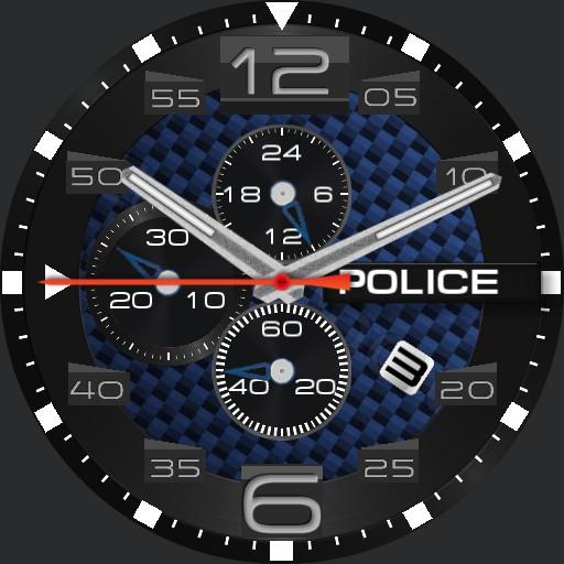 police POLICE BROMO BLUE Copy