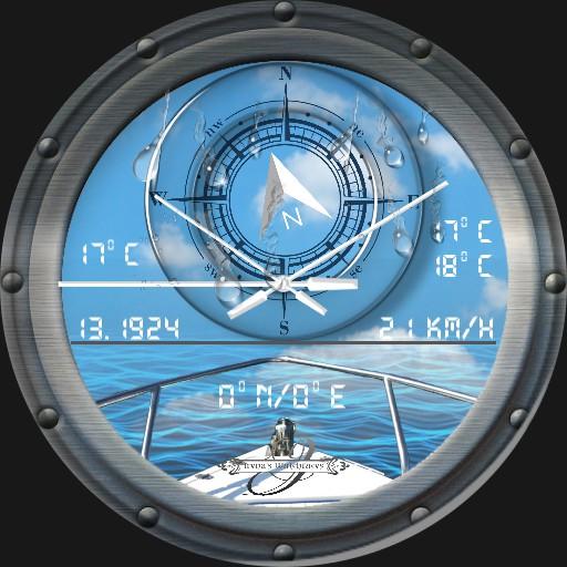 Ocean Weather Animation