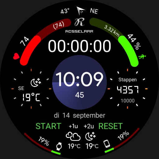 Raalessor Trainer Watch 2