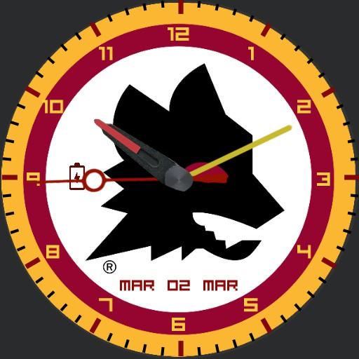 As Roma Watch Copy