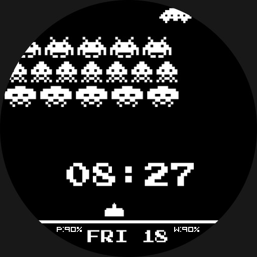 Space Invaders V2 simple