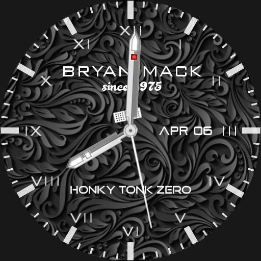 BRYAN MACK signature