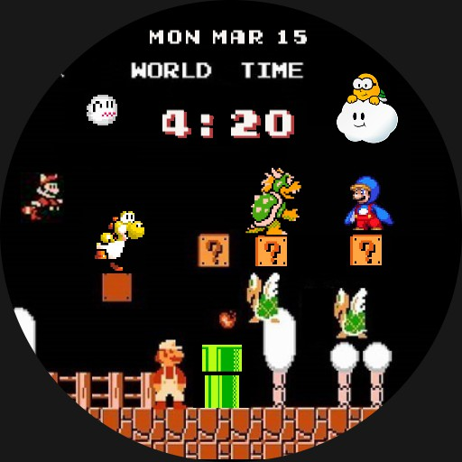 Mario Night Copy