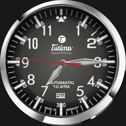 WDS - Tutima Flieger Automatic