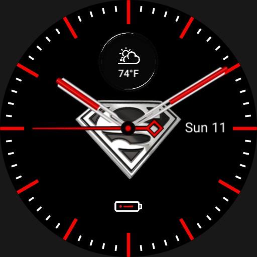 Superman Chrome