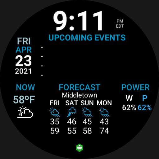 Weather Calendar 02