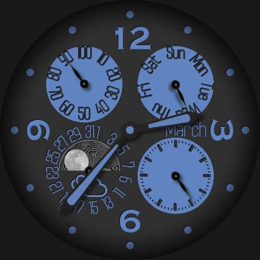 Formality Ucolor Moon Phase