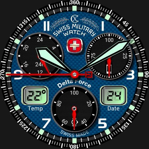 Delta Force Swiss
