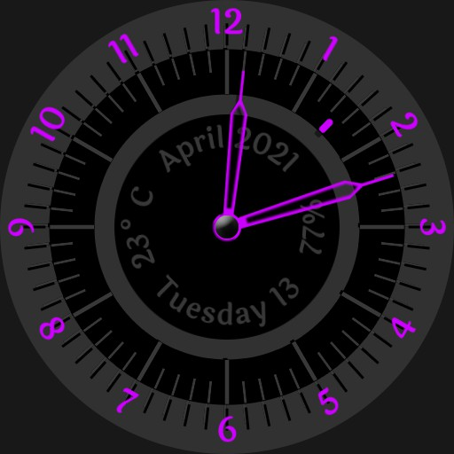 Simple Time Zones Ucolor