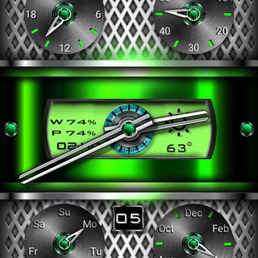 GreenSteel X Mi Watch