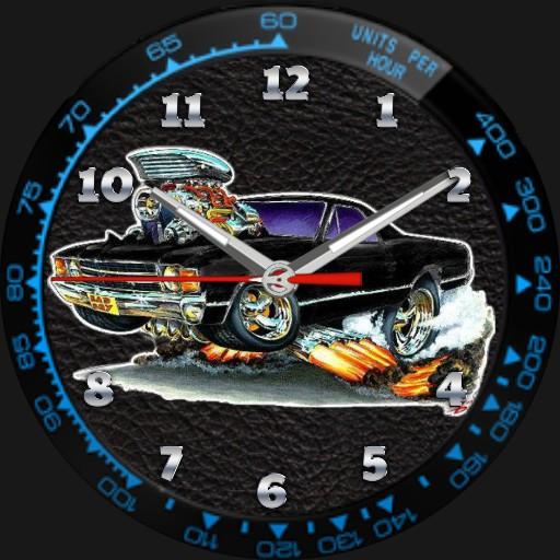 Hot Rod Watch N-9
