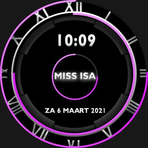 Miss Isa Watch