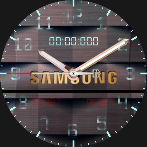 Samsung stopwatch