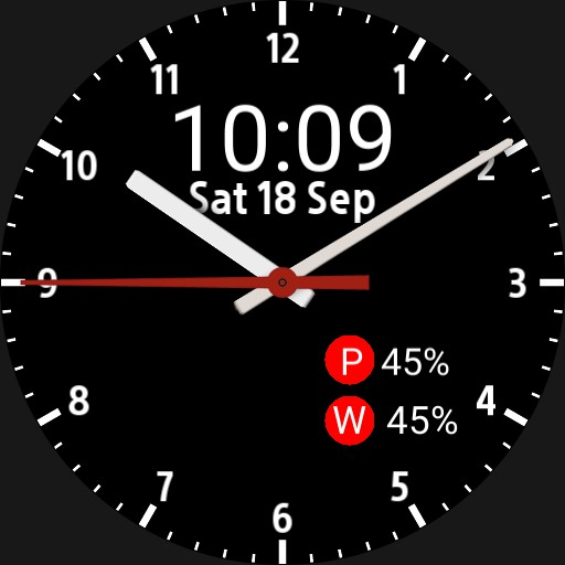 Phone Watch v5