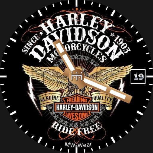 Harley Ride Free