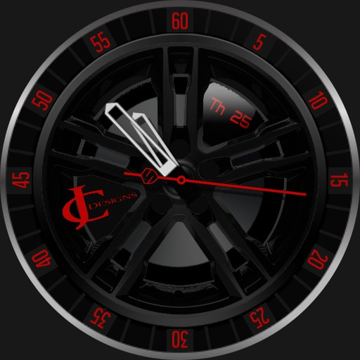S-series Black and Red