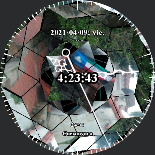 Broken Memories Decimal Time Watch 5h Version