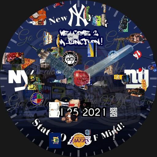 N. Y N. Y Home FAMe Edition