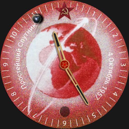 Sputnik watch