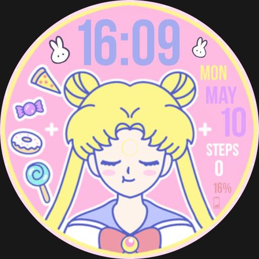 Sailor Moon Pastel