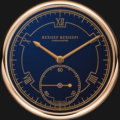 AkriviA Rexhep Rexhepi Chronometre