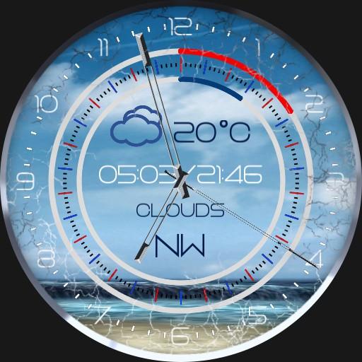 Surferface 1 Windspeedometer 2S.Rotation