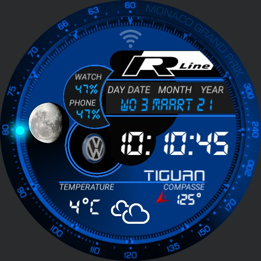 VW R-line Blue Copy 2