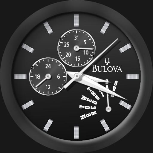 Bulova 01. 2in1