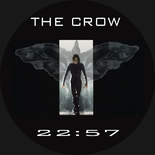 THE CROW - SIMBOLO