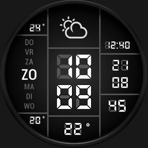 Digital watch 2000 v2