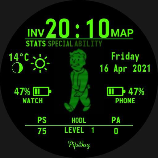 Fallout Pip-Boy 4 English Copy