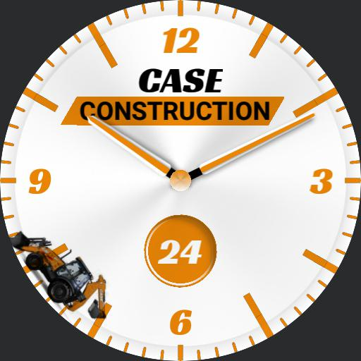 CASE CONSTRUCTION WATCH 2
