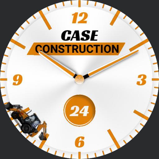 CASE CONSTRUCTION WATCH 2