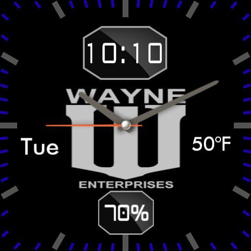 Wayne Enterprises Employee Watch
