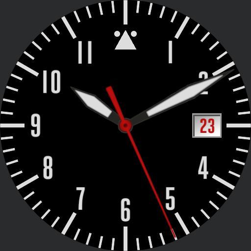 Flieger B-Uhren 3-in-1 Fixed