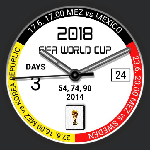 My World Cup Reminder