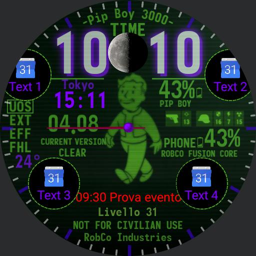 Pip-Boy 3000 - Revisited by Byo