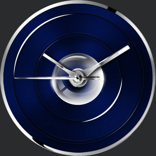 Design 1438  3S  Blue