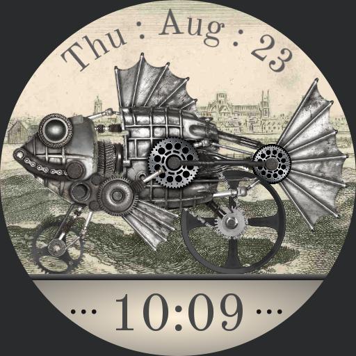 00 Steampunk rail